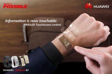 Huawei TalkBand