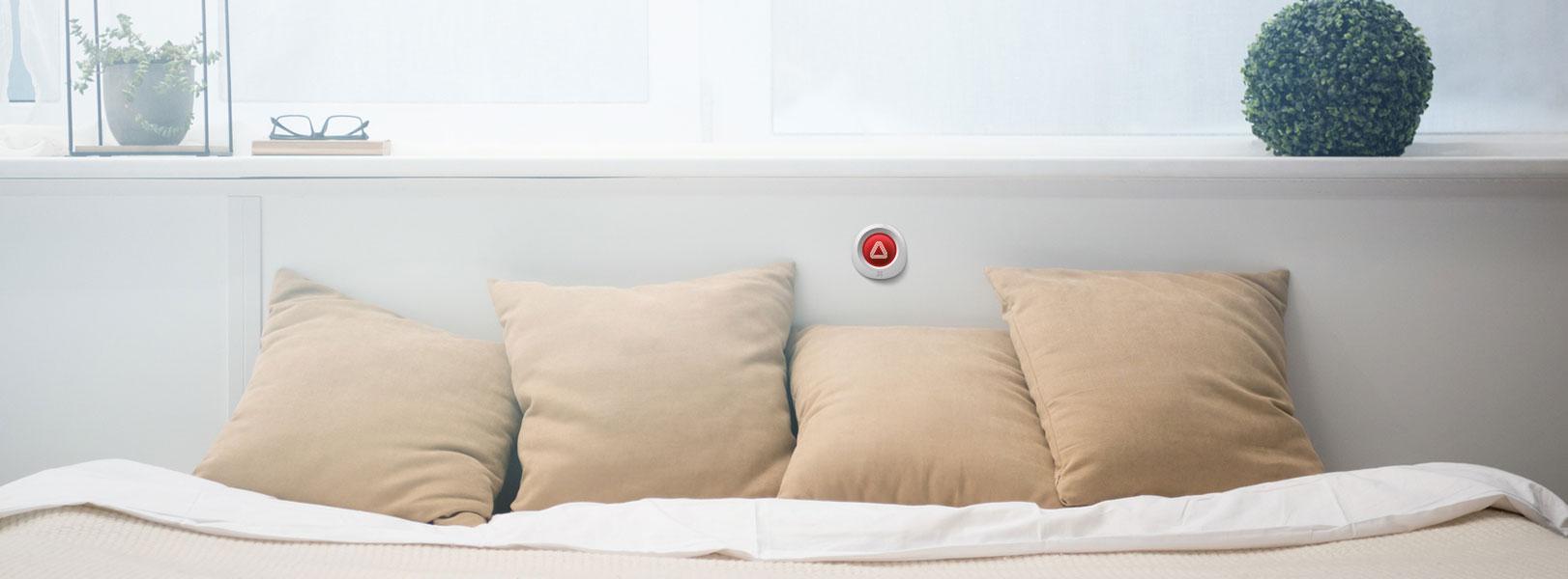EZVIZ T3 Wire-Free Emergency Button | EZVIZ
