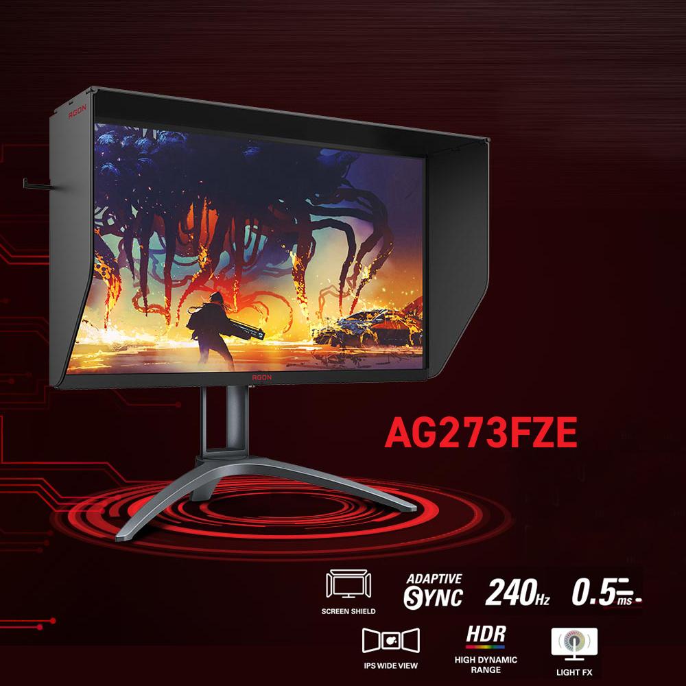 AOC AG273FZEAgon III 27″Gaming Monitor