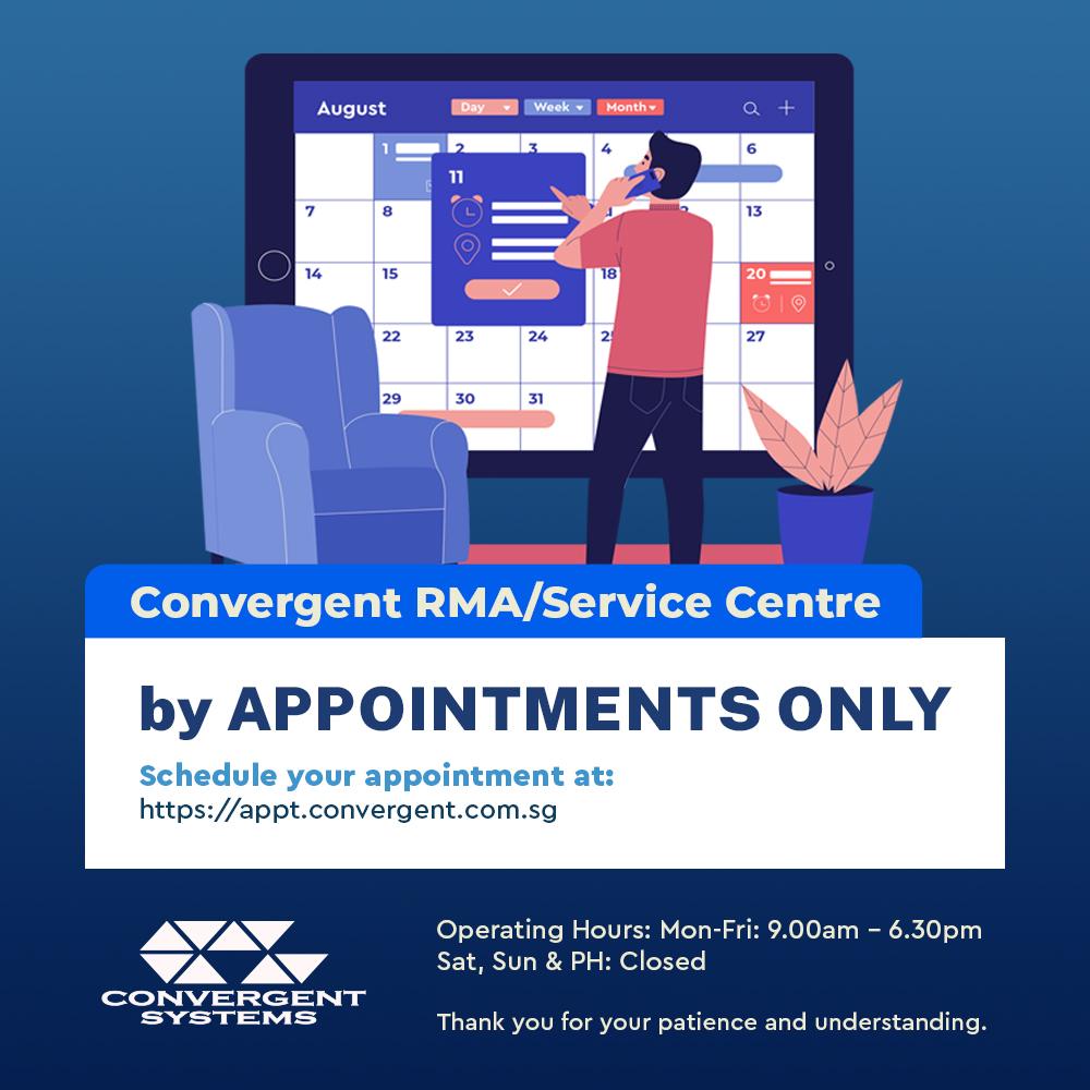 Convergent Service Centre